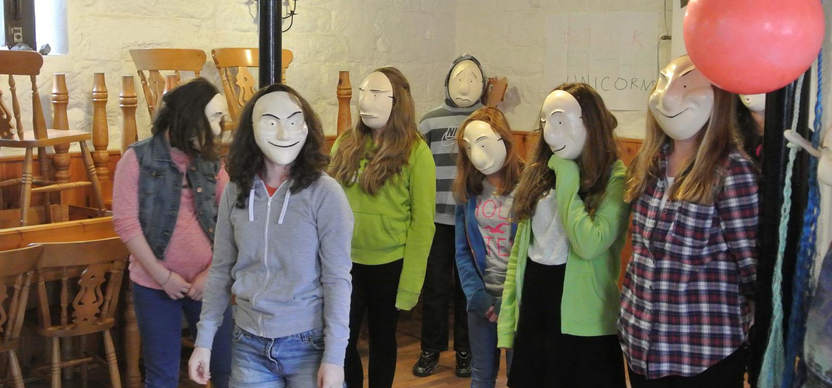 Dreamshed Theatre workshops